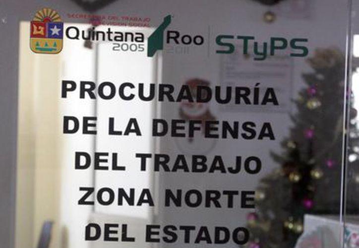 La Profedet tiene 581 juicios activos para resolver a través de asesorías a los trabajadores. (Luis Soto/SIPSE)
