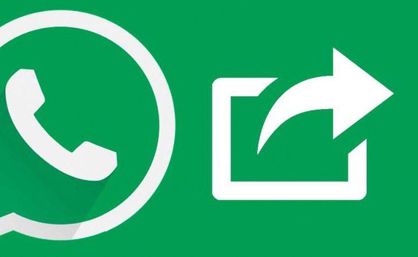 WhatsApp quiere evitar la propagación de noticias falsas con su última actualización. (Foto: Internet)