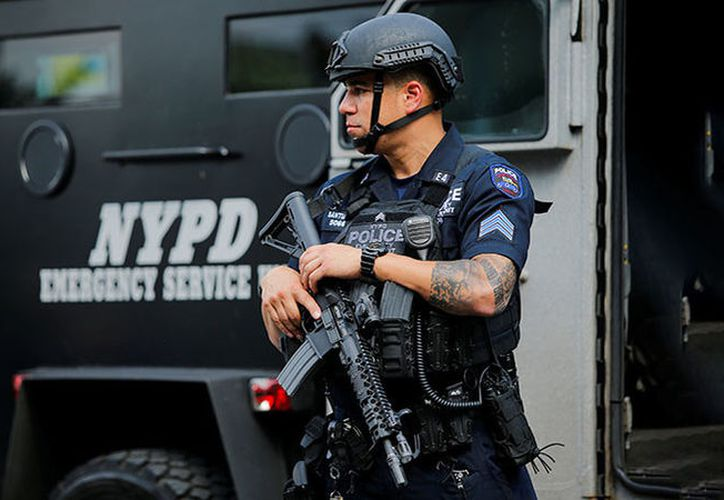 Al menos cinco personas han resultado heridas en un tiroteo en Nueva York. (Reuters).