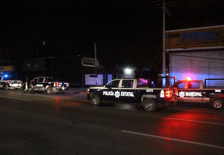 El bar se ubica en la Supermanzana 69, sobre la avenida José López Portillo, casi con Uxmal. (Redacción/SIPSE)
