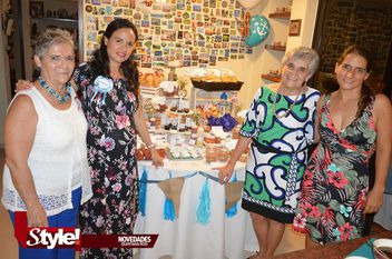 Baby Shower para Betty Blanco de Carrasco