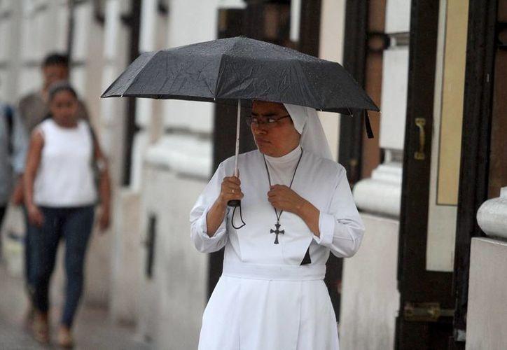 El SMN estima que la depresión tropical 15-E afecte también al estado de Jalisco. (Archivo/Notimex)