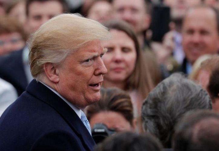 Donald Trump prevé dar el anuncio del acuerdo en la Cumbre de las Américas en Perú. (excelsior.com)