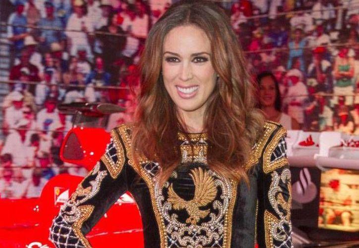 Jacqueline Bracamontes participará en tres capítulos de la telenovela escrita por Jesús Ochoa, la cual será estrenada el próximo 23 de enero.(Notimex)