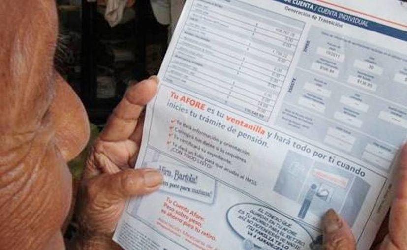 En septiembre el Sistema de Ahorro para el Retiro (SAR) generó 57 mil millones de pesos en plusvalía. (Archivo SIPSE)