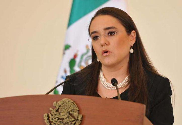 Los ingresos de Alejandra Sota concuerdan con lo reportado por concepto de sueldos, salarios y otras percepciones. (Archivo/SIPSE)