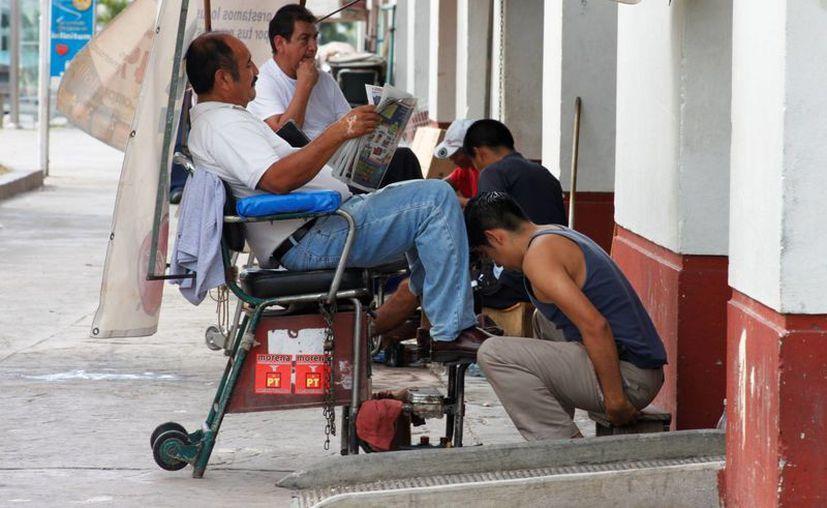 Persiste la falta de oportunidades de empleo en la capital. (Jorge Carrillo/SIPSE)