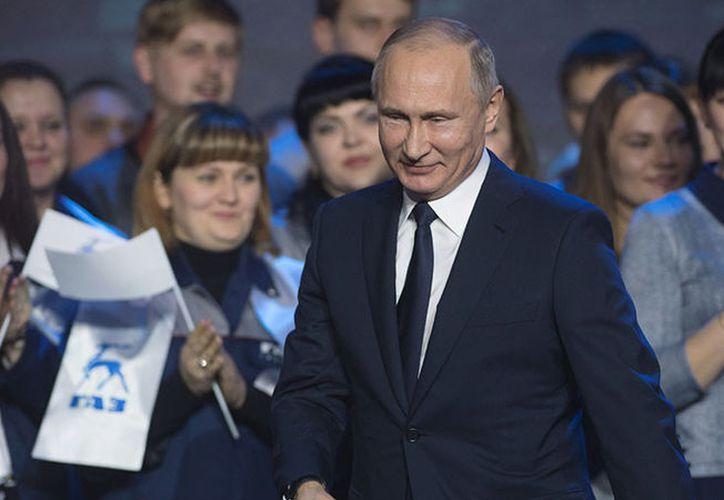 Este será el último mandato de Putin, que tiene 65 años (RT).