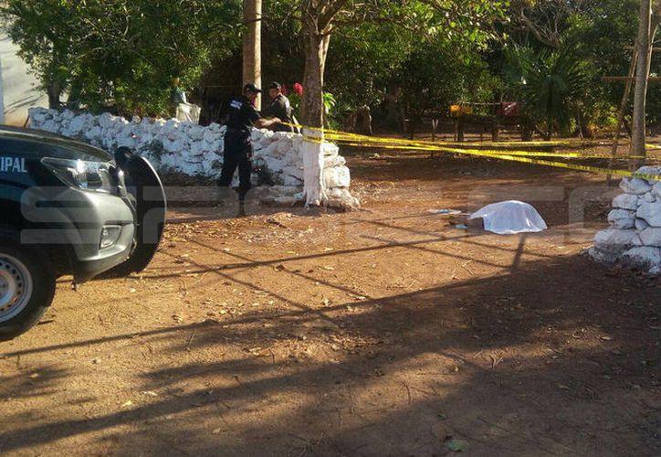 El brutal homicidio ocurrió en febrero en Xpechil, comisaría de Peto. (SIPSE)