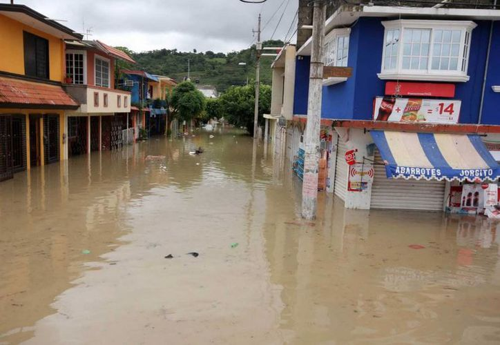Después de Guerrero, los municipios más afectados son Veracruz (foto), Oaxaca, Chiapas y Chihuahua.