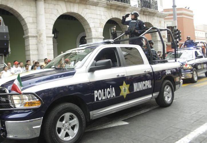 El operativo de fin de año contribuirá a frenar uno de los delitos de mayor incidencia en la localidad: robo a transeúnte. (SIPSE)