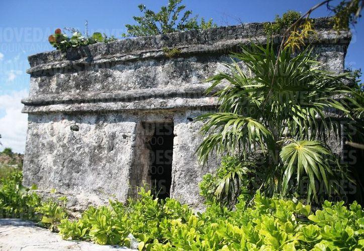 El INAH dio a conocer que concluyó un levantamiento arqueológico. (Octavio Martínez/SIPSE)