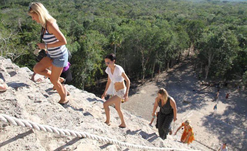 Necesitan más promoción las zonas arqueológicas de la Península de Yucatán. (Israel Leal/SIPSE)