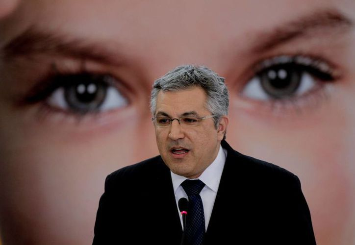 El ministro de salud de Brasil Alexandre Padilha. (EFE/Archivo)