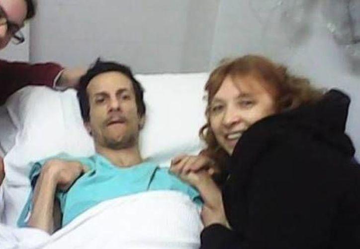 Fernando era adicto a las drogas. Tuvo un accidente y fue a dar al hospital. No recordaba nada. (actualidad.rt)
