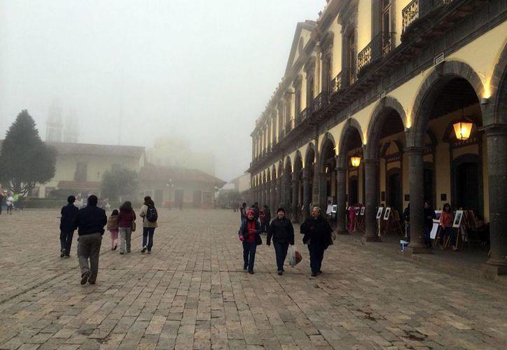 El Meteorológico Nacional advierte de temperaturas de cero a cinco grados en estados como Nuevo León, Aguascalientes y Guanajuato. (Archivo/Notimex)