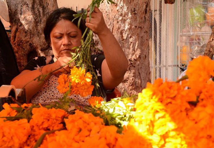La proyección de los comerciantes es que las ventas incrementen en los próximos días. (Victoria González/SIPSE)
