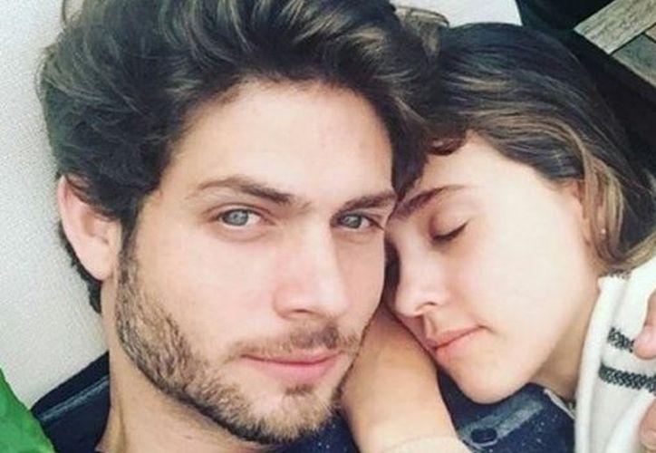 Paulina Goto y Horacio Pancheri revelaron que no publicarían más fotografías de su romance en redes sociales para evitar el acecho de la prensa. (Instagram).