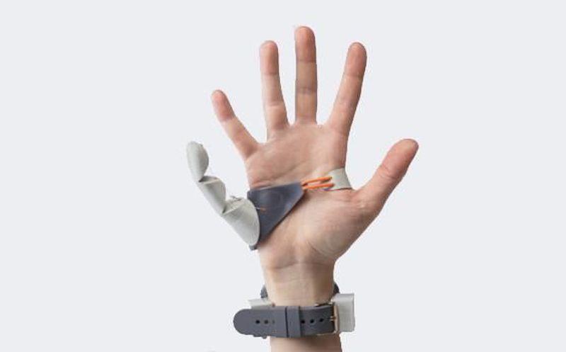 Ya puedes agregarle otro pulgar a tu mano