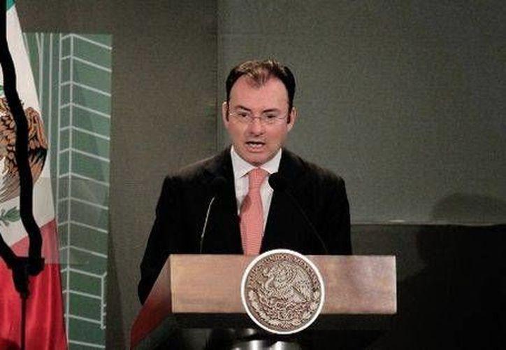 El secretario de Hacienda y Crédito Público será el invitado especial al FMAM. (Foto de Contexto/Milenio)