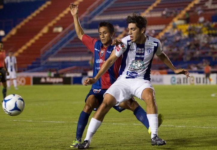 El encuentro se disputó la noche de este martes, en el Estadio Hidalgo. (Contexto/ Internet)