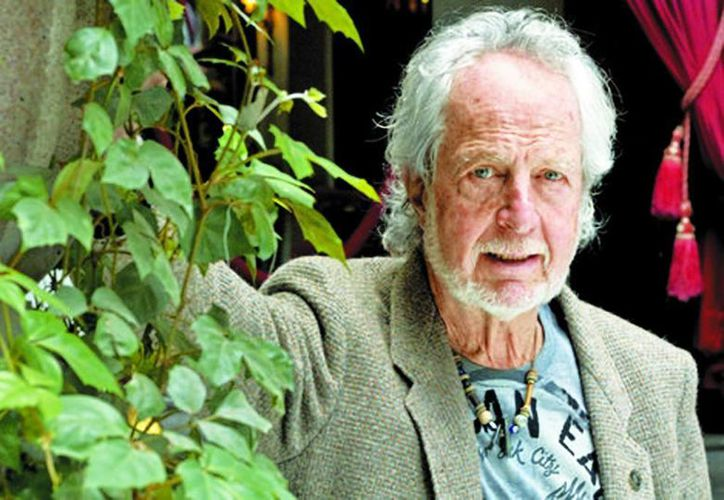 Aunque Hugo Stiglitz era un desconocido para el estreno de Robinson Crusoe, la película duró 44 semanas en cartelera. (Jesús Quintanar/Milenio)
