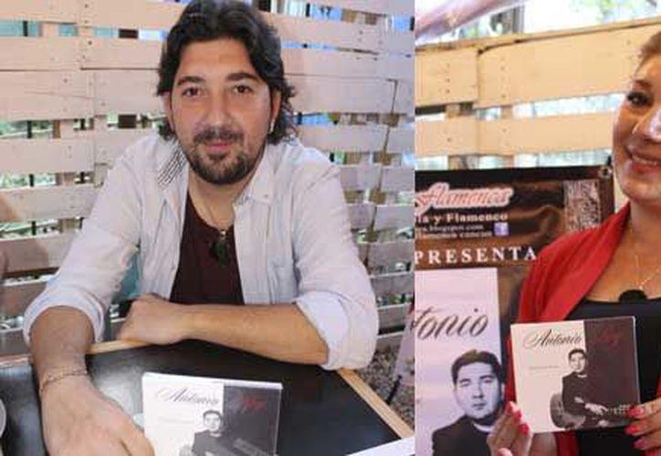 Se presentarán su más reciente producción discográfica que lleva por nombre 'Dos partes de mí'. (Faride Cetina)