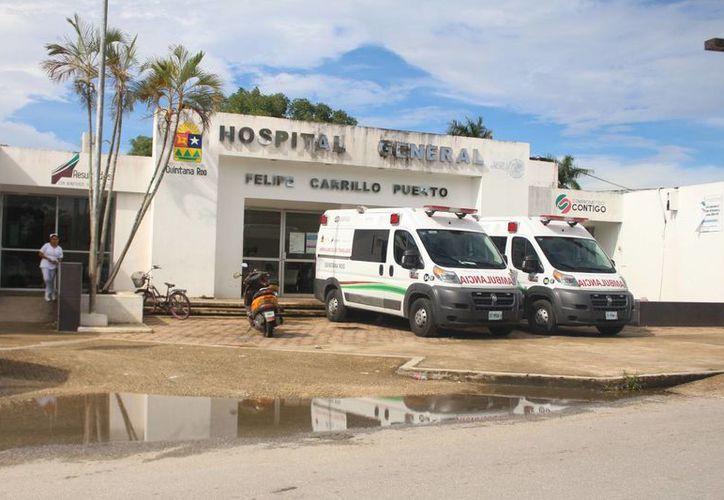 Los problemas de suicidio en la zona maya del estado Puerto continúan. (Benjamín Pat/ SIPSE)