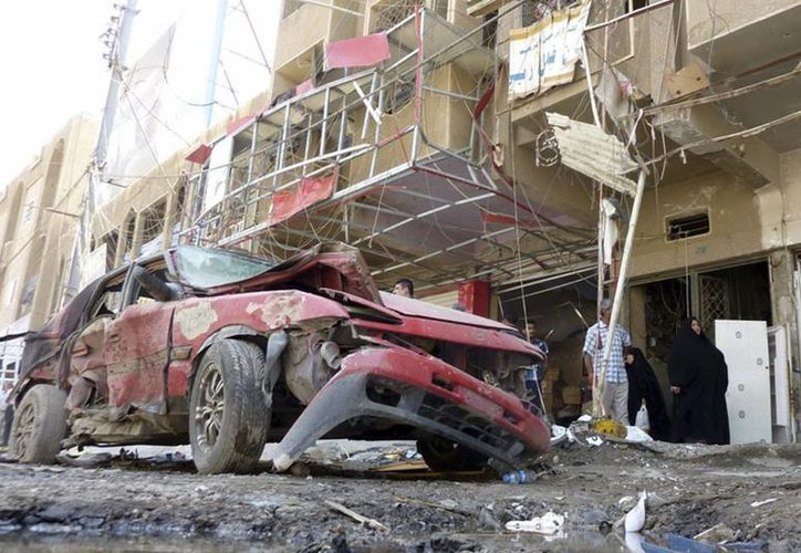 Irak vive en la actualidad un repunte de la violencia. (Archivo/EFE)