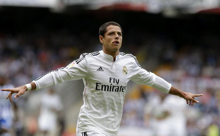 Directivos de Real Madrid recordaron el breve pero importante paso de Javier 'Chicharito' Hernández en el club merengue. (Foto tomada de suzou.net)