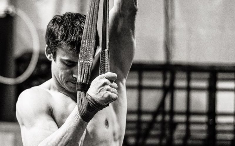 Caída mortal de acróbata de Cirque du Soleil [IMÁGENES FUERTES — VER