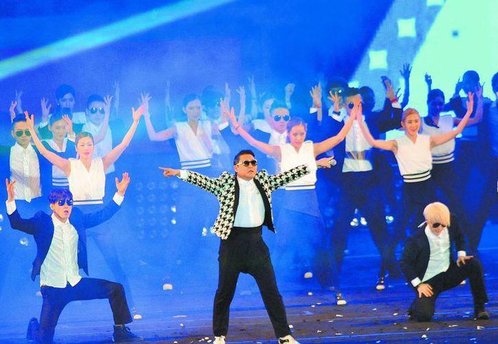 El músico busca repetir el éxito del Gangnam Style. (Agencias)
