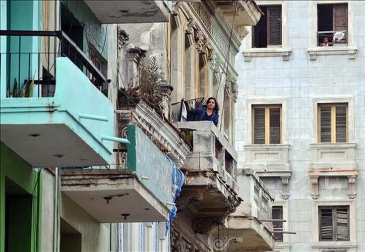 Cuba registra mayor número de viviendas. (EFE)