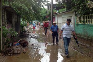 Guerrero y Veracruz, muy castigados por 'Manuel' e 'Ingrid'