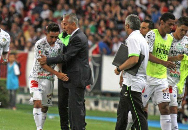 Enrique Bonilla, presidente de la Liga MX, aclaró que Jaguares no participará en la temporada 2017. (Contexto/Internet).