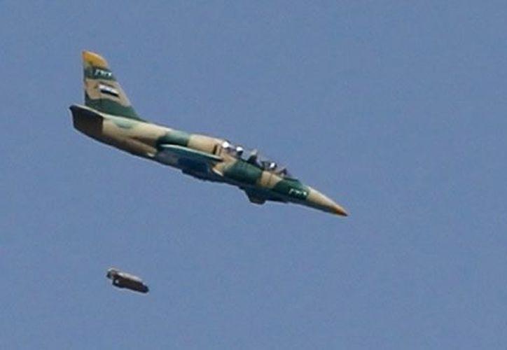 El gobierno sirio dijo que respaldaba la propuesta. (Le blog de Contra información)