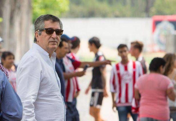 Vergara afirmó que para el próximo juego de local del Rebaño (contra Jaguares en la Copa MX el 26 de julio) se notará una diferencia favorable en cuanto a la calidad del servicio de Chivas TV. (Mexsport)