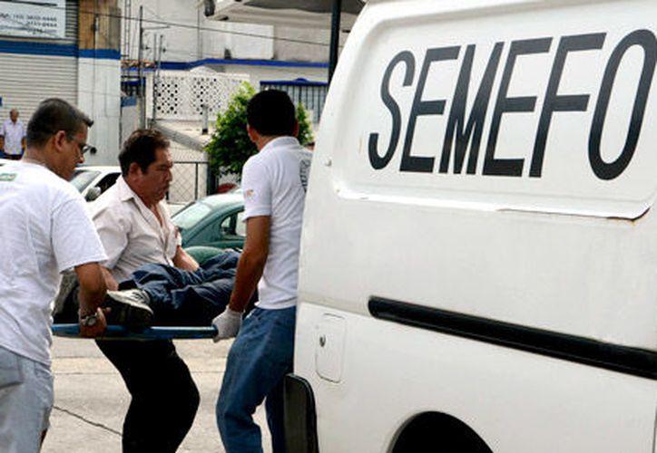 El hallazgo se dio la noche del domingo, alrededor de las 23:00 horas en que se recibió el reporte parte de la Dirección General de Policía de Investigación y Policía Municipal de Zacualtipán. (Contexto)