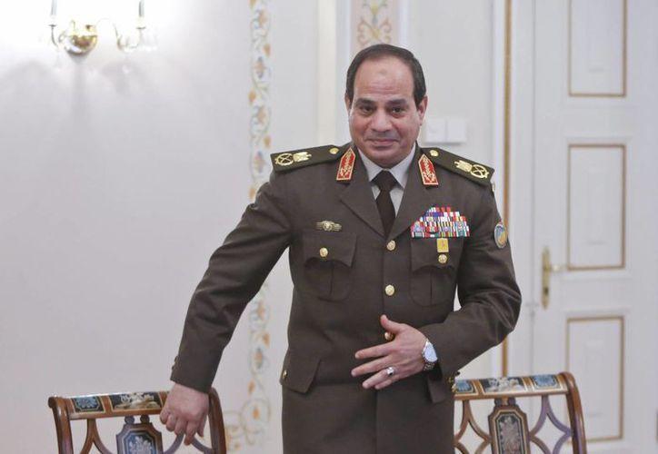 El mariscal y jefe de las Fuerzas Armadas del nuevo Gobierno interino egipcio es Abdelfatah al Sisi. (EFE/Archivo)