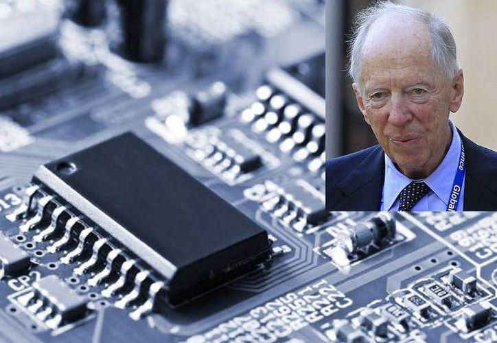 Si los socios de Jacob Rothschild no aparecen, él se convertirá en el único heredero de una importante patente de semiconductores. (celebritynetworth.com)