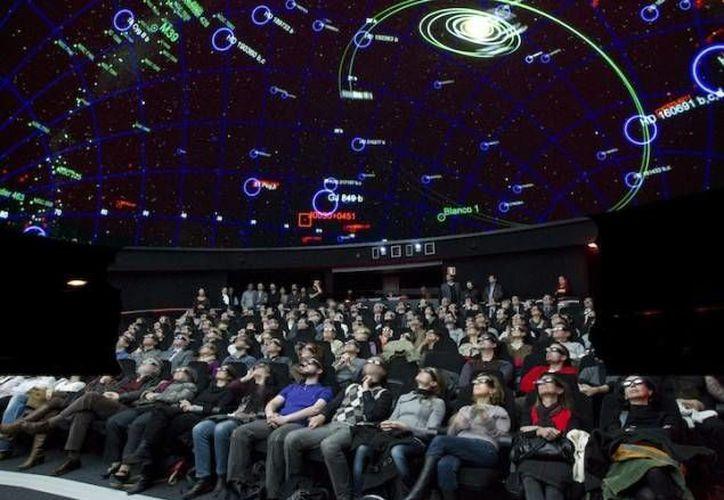 Habrá promoción para el ingreso de los papás a la Sala del Domo del Planetario. (Contexto/Internet)