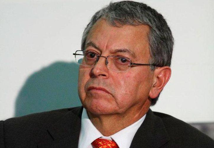 El exrgente del Distrito Federal, Manuel Camacho Solís, quien también fuera precandidato presidencia del PRI a la Presidencia de la República, falleció este viernes. (Archivo/snn.imer.gob.mx)