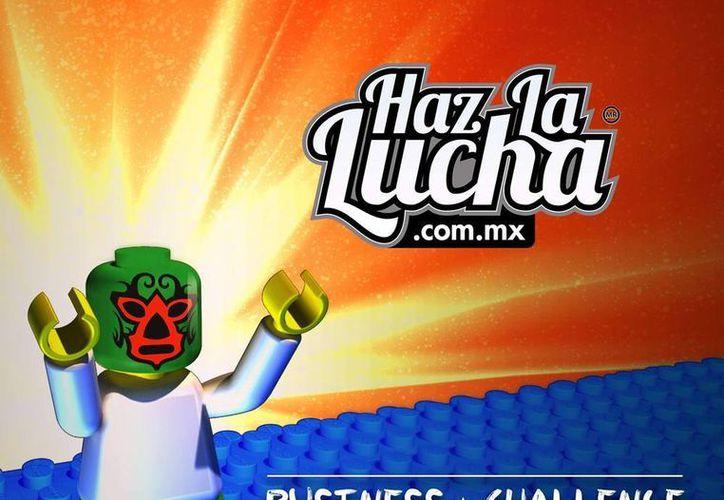 Promo del evento de emprendedores 'Haz la lucha business challenge' que mañana abre en Mérida, Yucatán. (Facebook)