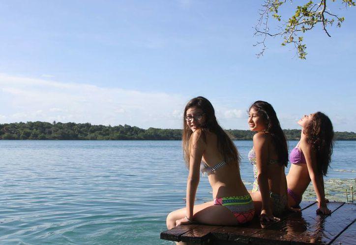 Bacalar y Chetumal fueron parte de los destinos más visitados del sur de Quintana Roo. (Redacción/SIPSE)