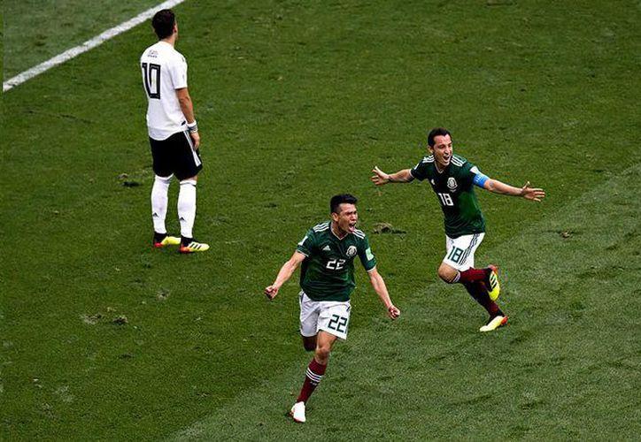 Hablan bien de selección mexicana en Brasil y España por su triunfo sobre Alemania en el Mundial (Foto: imago)