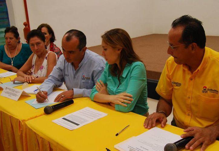 Anuncian un comité que actuará para buscar mecanismos que frenen, y eventualmente erradiquen la trata de personas. (Tomás Álvarez/SIPSE)