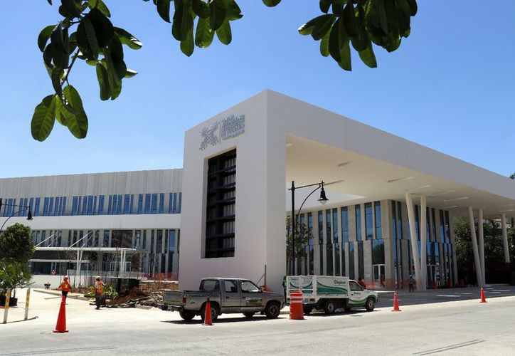 Jorge Escalante Bolio consideró que el Centro Internacional de Congresos deberá entrar en un proceso de maduración. (Fotos: José Acosta/Milenio Novedades)