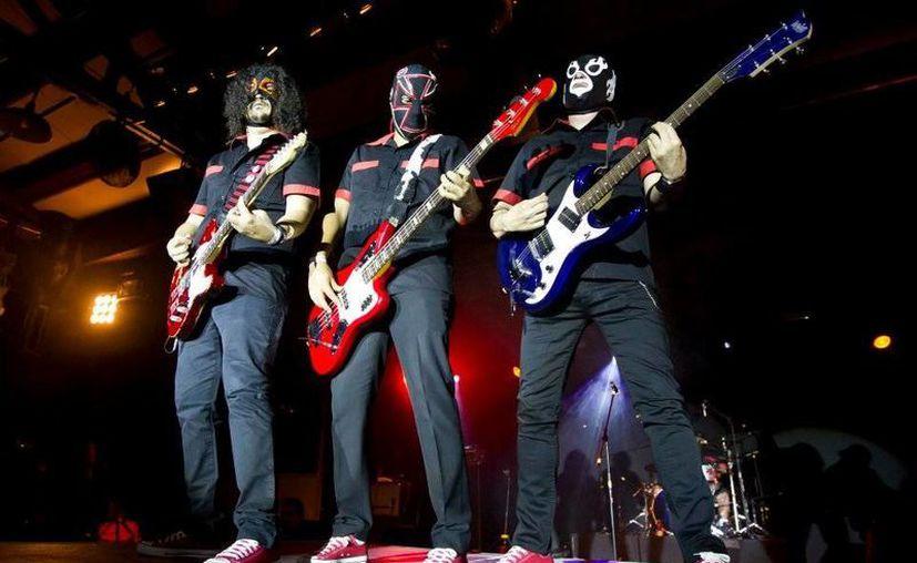 Lost Acapulco ofrecerá un concierto en Playa del Carmen el 16 de abril. (www.riff111.com)