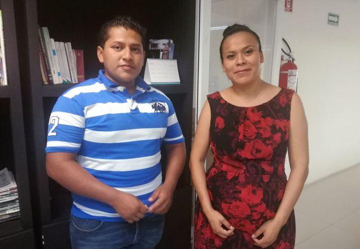Ana Patricia Pio Hu laboró en la empresa durante tres años, primero la cambiaron de actividades y luego querían obligarla a renunciar. (Joel Zamora/SIPSE)