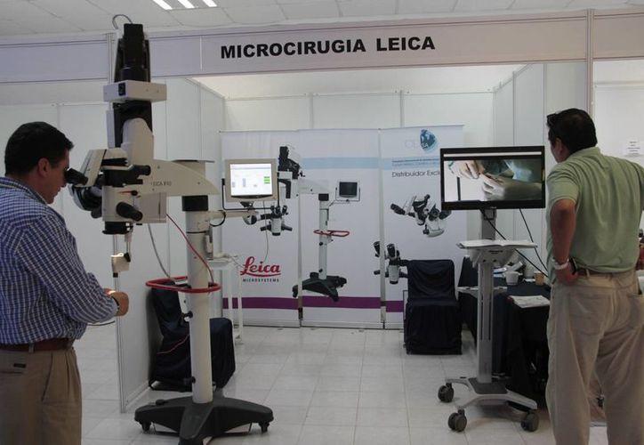 Actualmente, la empresa ya programa una posibilidad con autoridades sanitarias del Issste en Quintana Roo para trasladar dicha tecnología. (Tomás Álvarez/SIPSE)
